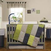 Trend Lab Perfectly Preppy 3 Piece Crib Bedding Set