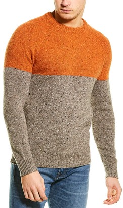 J.Crew Eco Puzzle Wool-Blend Sweater