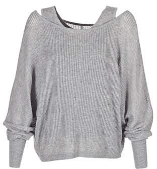 Casual Attitude IHOUNOU women's Sweater in Grey