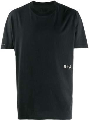 RtA graphic print T-shirt