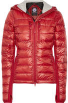 Canada Goose Hybridge Lite Hooded Quilted Shell Down Jacket - Red