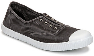 Chipie JOSEPH women's Slip-ons (Shoes) in Grey