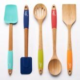 Fiesta 5-pc. Bamboo Kitchen Utensil Set
