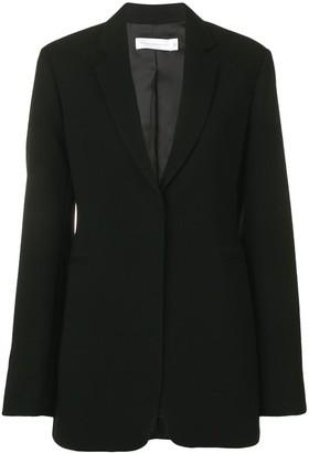 Victoria Beckham Concealed Front Blazer
