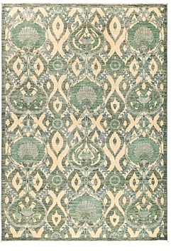 Bloomingdale's Solo Rugs Suzani Area Rug, 6' x 9'