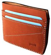 BF1 Minimalist Bi-Fold Leather Wallet