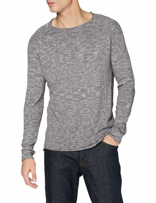 Selected Men's SHNCLASH Linen Crew Neck Sweater