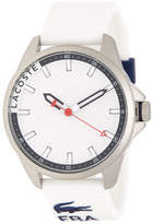 Lacoste Women's Capbreton Silicone Watch