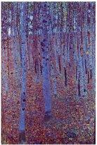Art.com Beech Forest Art Print By Gustav Klimt - 46x61 cm