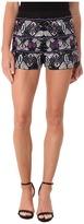 Kas Halimah Sequin & Beaded Shorts