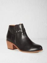 White Stuff Paula heeled ankle boot