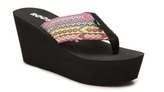 Rocket Dog Diver Wedge Sandal