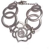 AJ Fashion Jewellery Damask tone Heart Designer bracelet by Sherman Cheung