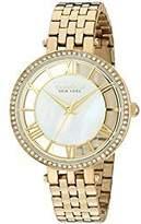 Bulova CARAVELLE NEW YORK 44L170 Ladies' Crystal Watch