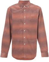 Saturdays NYC striped shirt