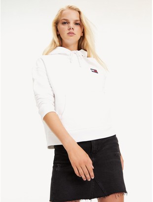 Tommy Hilfiger Organic Cotton Badge Hoodie