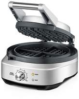 Breville The No Mess Round Waffle Maker