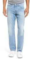 Hudson Men's Byron Slim Straight Leg Jeans