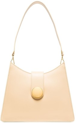 Elleme Cat leather shoulder bag
