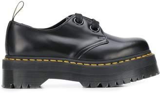 Dr. Martens Holly platform lace-up shoes