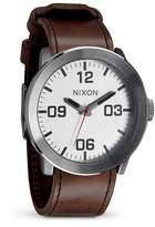 Nixon Men's The Corporal Watch, 48mm
