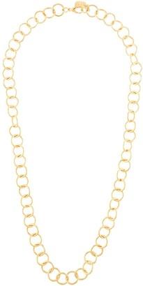 LIYA Wide Chain Necklace