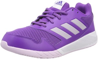 adidas Unisex Kids' Altarun K Gymnastics Shoes (Ray F13/Aero Pink S18/Real Purple S18 Raypur/Aerpnk/Reapur) 5.5 UK