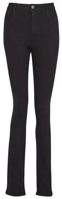 Dorothy Perkins Womens Tall Black 'Ellis' The Classic Bootcut Jeans, Black