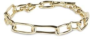 Alexis Bittar Chain Link Skinny Cuff Bracelet