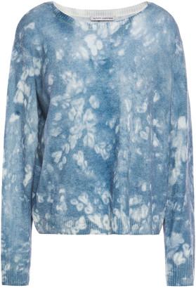 Autumn Cashmere Printed Cashmere Sweater