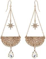 Accessorize Orion Statement Earrings