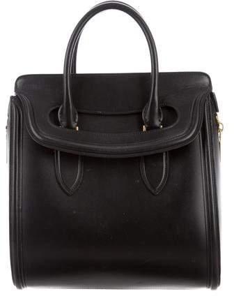 Alexander McQueen Heroine Leather Bag