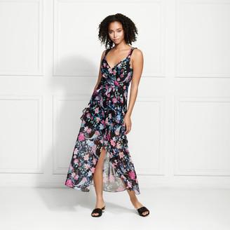 Rachel Zoe Paris Wildflower Printed Midi Dress