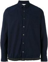 Sacai button up shirt - men - Cotton/Polyester - 1