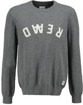 Wood Wood Jumper Grey Melange