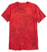 Nike Boy's Pro Cool Athletic Dri-Fit T-Shirt