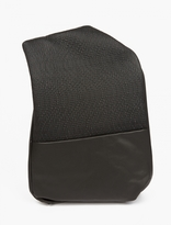 Cote & Ciel Black Isar Veneer Backpack