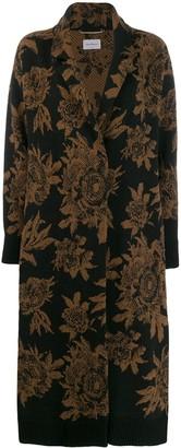 Salvatore Ferragamo Floral Coat