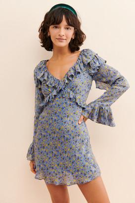 Free People Sweetest Thing Mini Dress