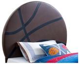 Powell Company Basketball Upholstered Headboard (Twin)