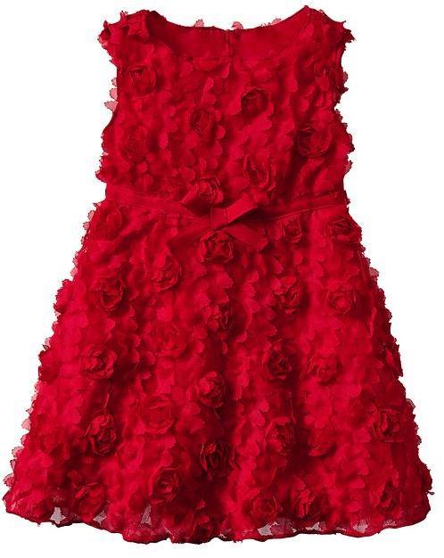 Gap Rosette dress