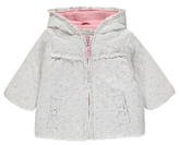 George Jersey Padded Coat