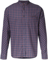Factotum checked shirt - men - Cotton - 44