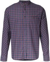 Factotum checked shirt
