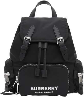 Burberry Small Logo Rucksack