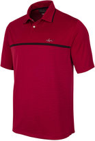 Greg Norman for Tasso Elba Men's Pieced Jacquard Polo, Only at Macy's