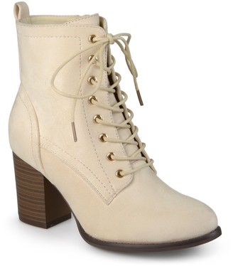 Journee Collection Baylor Lace-Up Boot