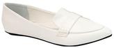 White Pomona Loafer