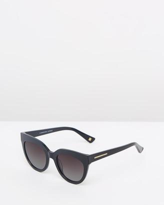 Carolina Lemke Berlin - Women's Black Cat Eye - CL7610 - Size One Size at The Iconic