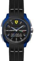 Ferrari Scuderia Mens Watch Black/dark Blue - 0830149